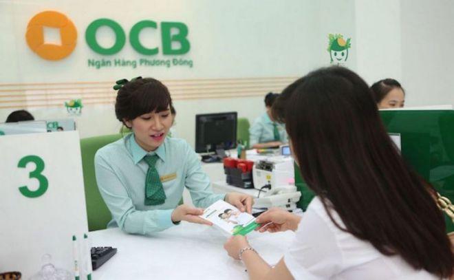 Lãi suất tiết kiệm ngân hàng Phương Đông OCB