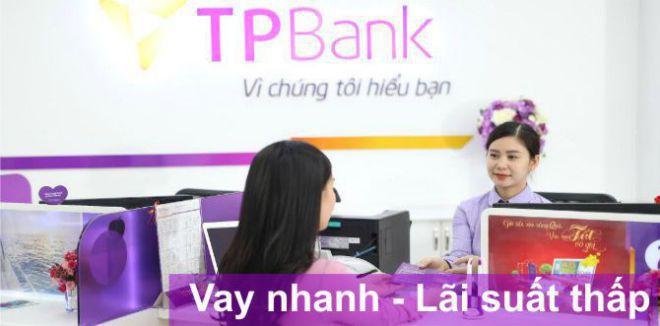 Lãi suất vay vốn ngân hàng TPBank