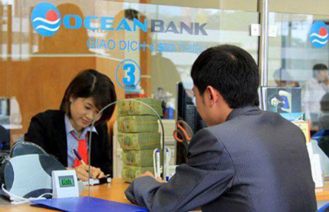 Vay vốn tại ngân hàng OceanBank