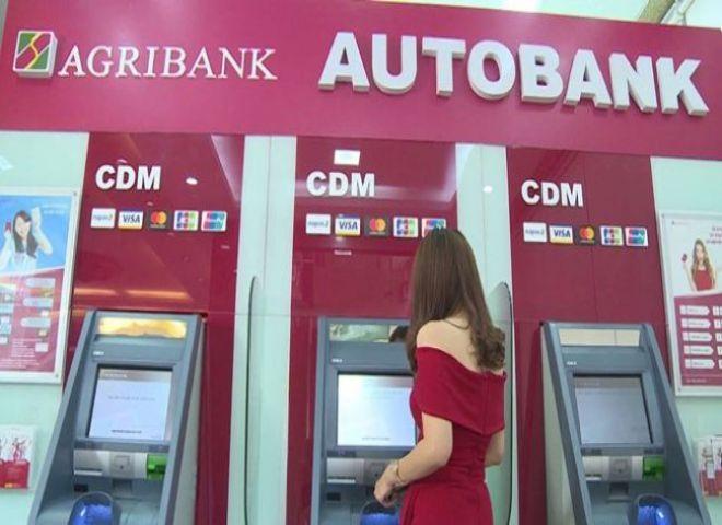 Biểu phí Agribank.