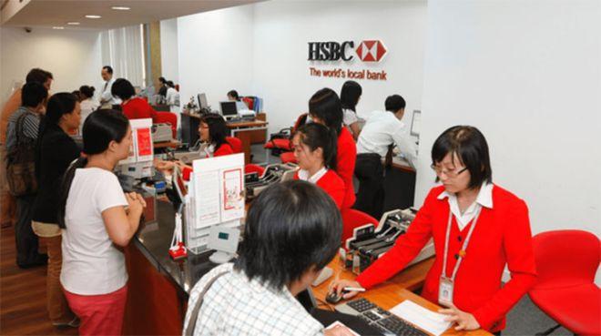 Giờ Làm Việc Ngân Hàng HSBC Từ Năm 2021