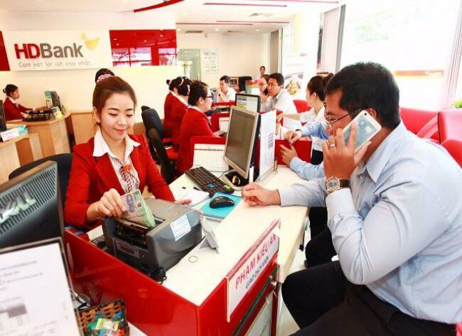 Giờ làm việc ngân hàng HDBank