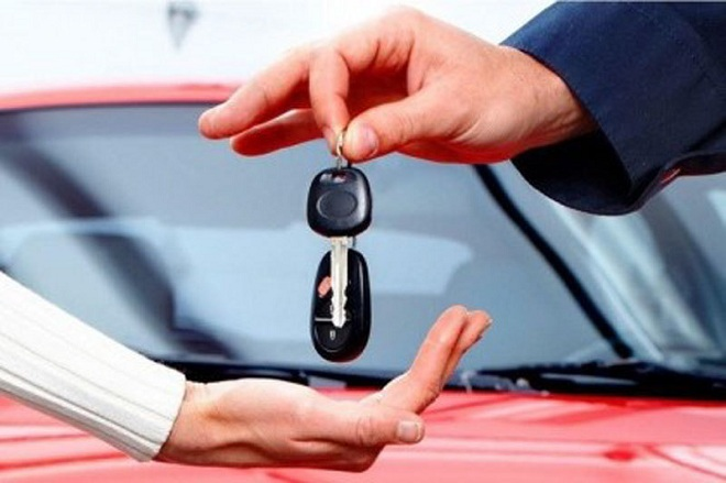 Lãi suất vay mua ô tô