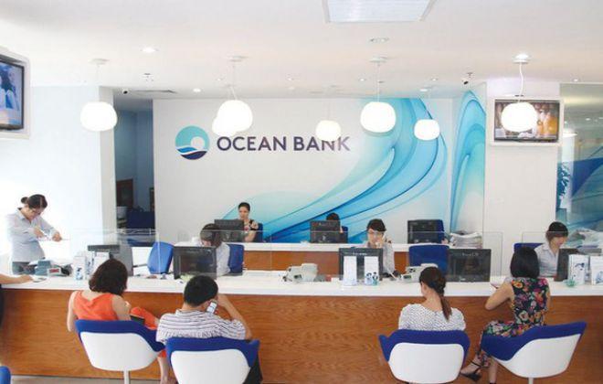 Một số chi nhánh Oceanbank vẫn làm việc sáng thứ 7