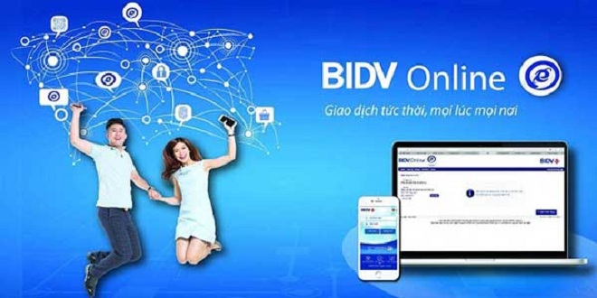 biểu phí BIDV.