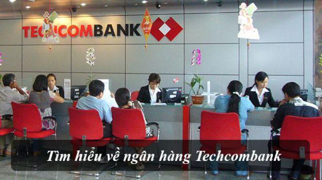 Techcombank có tên đầy đủ là Ngân hàng Thương mại Cổ phần Kỹ Thương Việt Nam