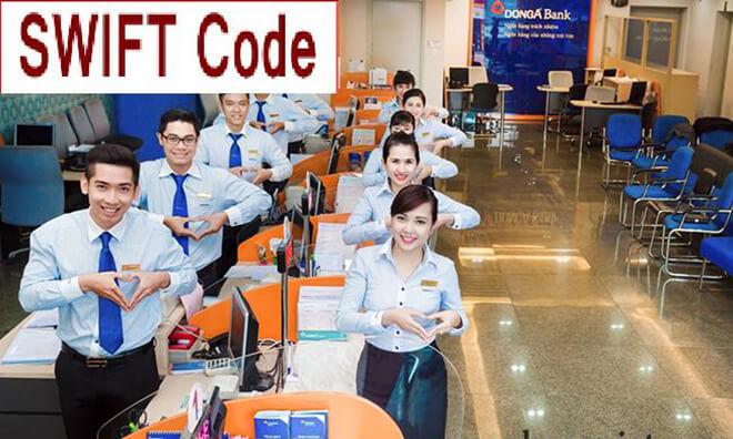 Swift Code Dong A Bank