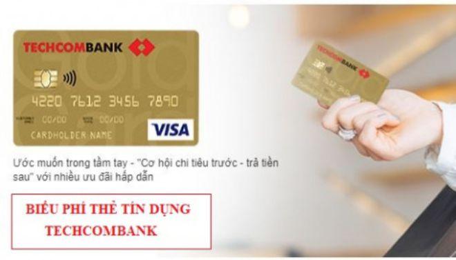 The tin dung techcombank