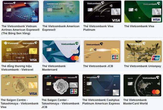 the tin dung Vietcombank