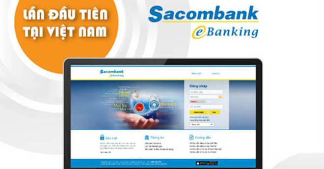 internet banking sacombank