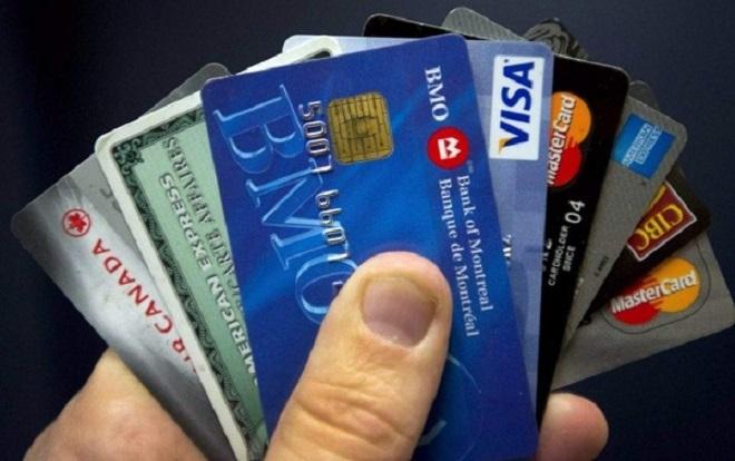 Mức biểu phí HSBC cho thẻ tín dụng