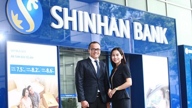 Swift Code Shinhan Bank uu diem