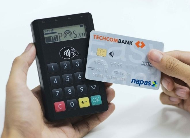 the atm techcombank