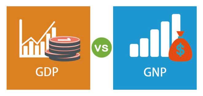 so sanh GDP vs GNP