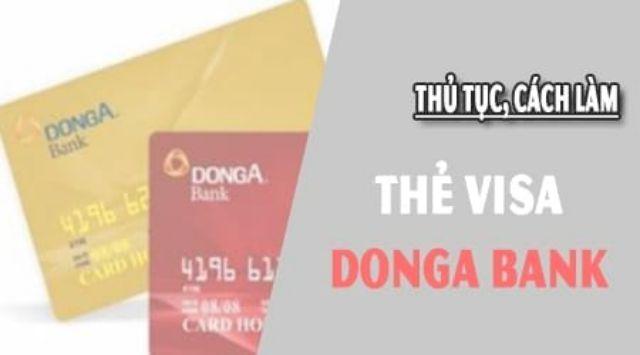 the visa Dong A