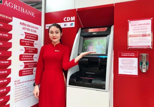 Quầy ATM cũng là địa điểm dễ dàng kiểm tra số dư khả dụng