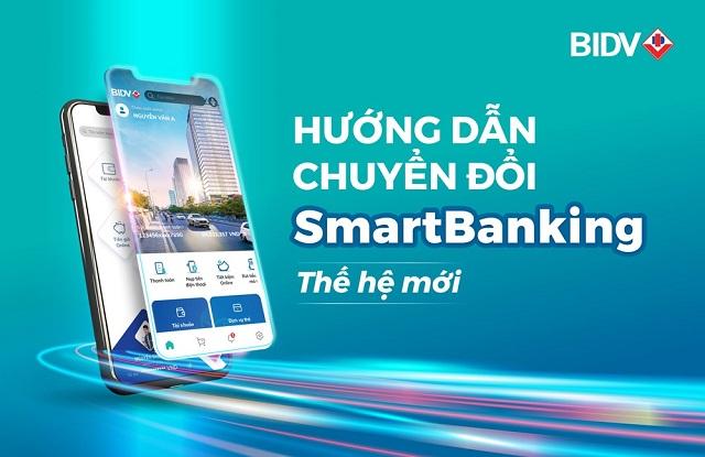 Cách đơn giản và nhanh nhất là sử dụng Smart Banking